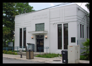 Picture of Alvar Branch, New Orleans Public Library